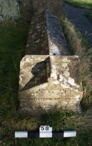 Grave of Ann Harris