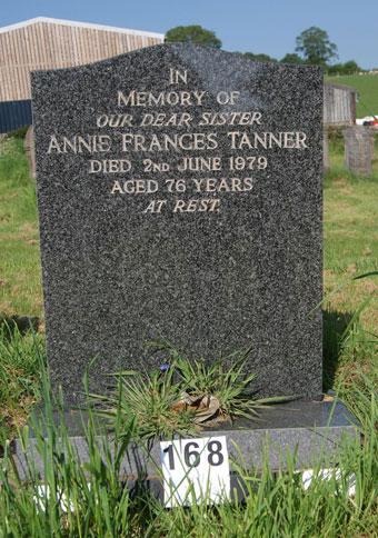 168 Annie Tanner