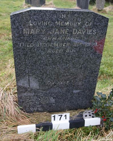 171 Mary Jane Davies