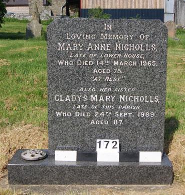 Nicholls family