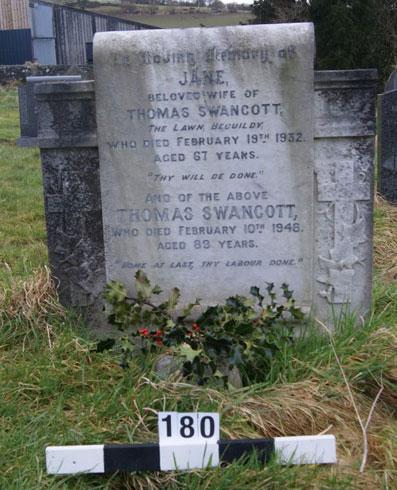 Jane Swancott