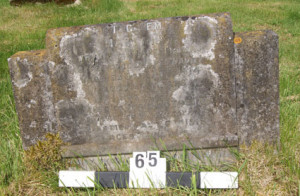 east side inscription