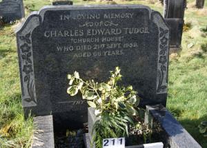 Charles Tudge