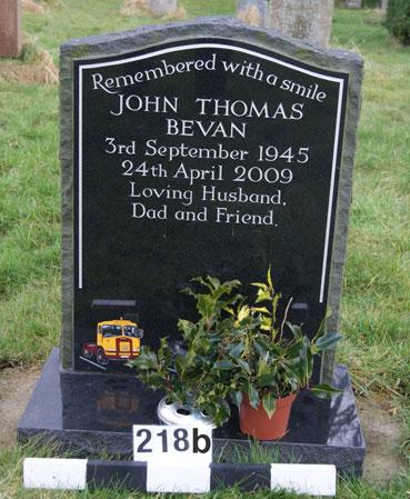 John Thomas Bevan