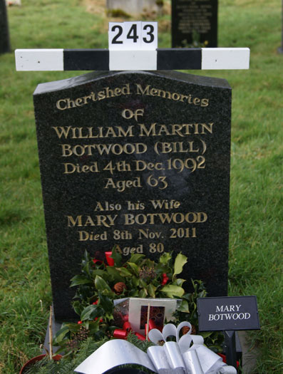 Bill & Mary Botwood