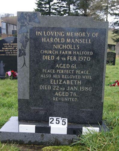 Harold Nicholls