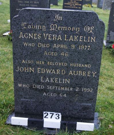 Agnes Lakelin
