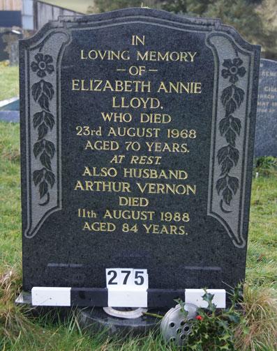 Elizabeth Lloyd