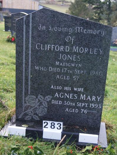 Clifford Jones