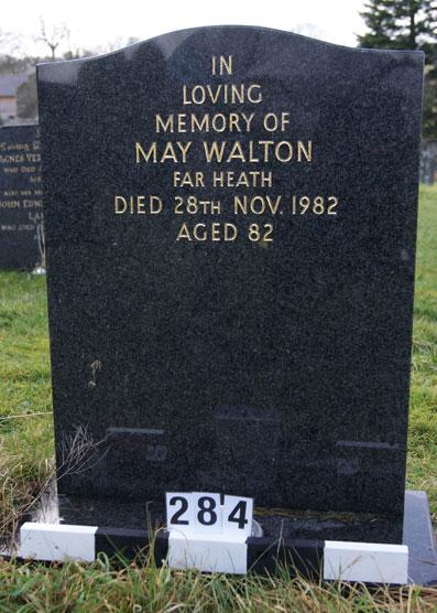 May Walton