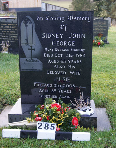 Sidney George