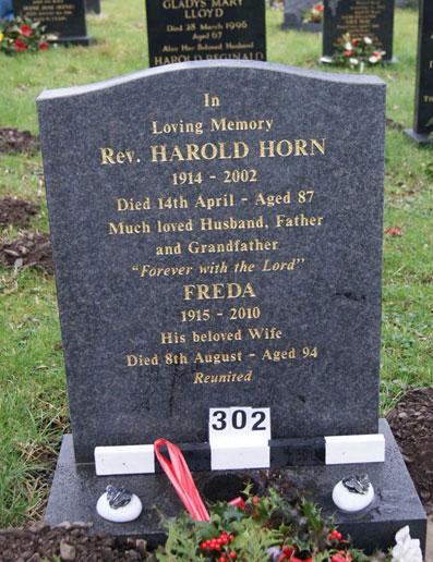 Rev Horn