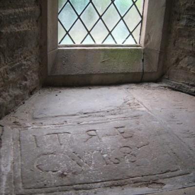 Old Foundation stone