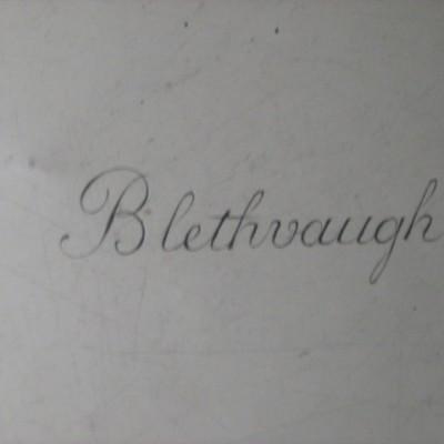 Blethvaugh name