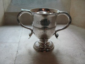 Silver Cup from 1766